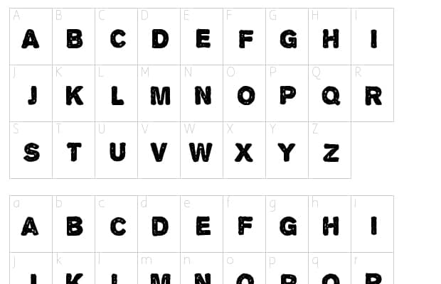 wpid 24 alpha echo font library 30 Modern Fonts for Web Projects