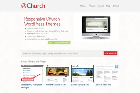 wpid WP for Church 15+ Resources for Churches Using WordPress