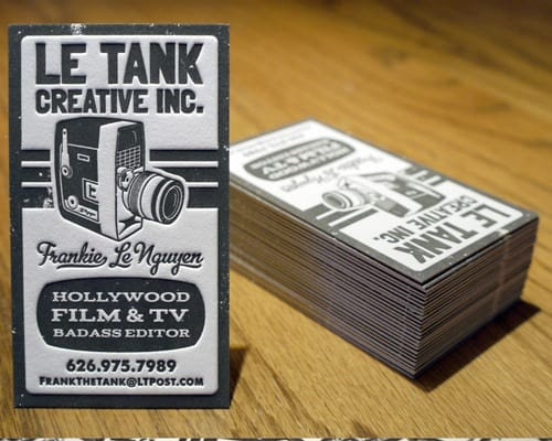 wpid b54 20 Creative Examples of Business Cards