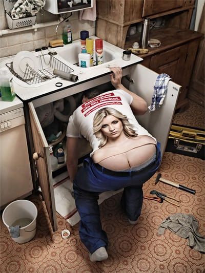 wpid boobs creative advertisements 40+ Mind blowing Advertisements That Will Boost Your Creativity