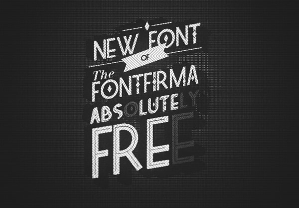 wpid free fonts 4 Free Fonts: 50+ Stylish Fonts For Designers