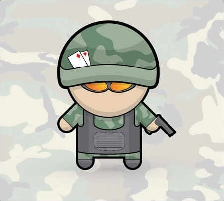 how-to-create-a-vector-soldier-character