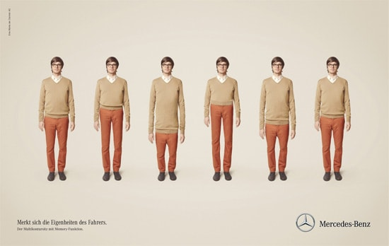 wpid mercedes creative advertisements 40+ Mind blowing Advertisements That Will Boost Your Creativity