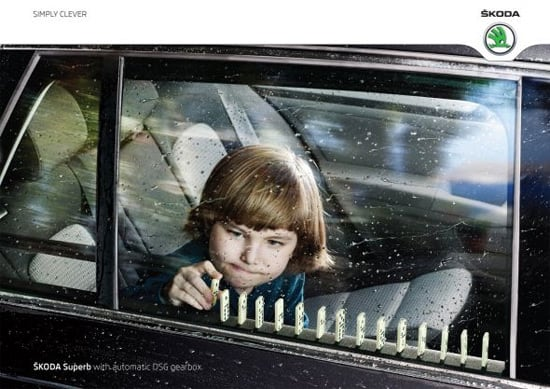 wpid skoda creative advertisements 40+ Mind blowing Advertisements That Will Boost Your Creativity