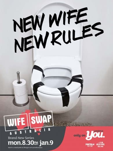 wpid wife rules creative advertisements 40+ Mind blowing Advertisements That Will Boost Your Creativity