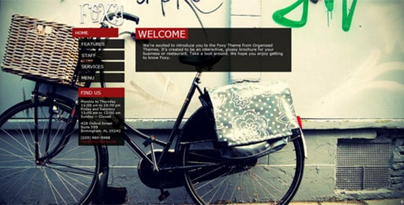 wpid wordpresstheme 12 50 Top WordPress Themes Released in 2012