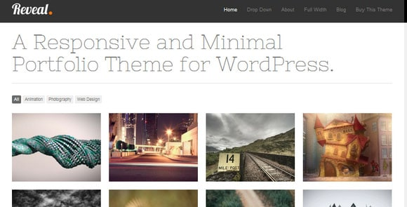 wpid wordpresstheme 13 50 Top WordPress Themes Released in 2012