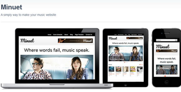 wpid wordpresstheme 18 50 Top WordPress Themes Released in 2012