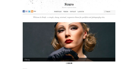 wpid wordpresstheme 27 50 Top WordPress Themes Released in 2012
