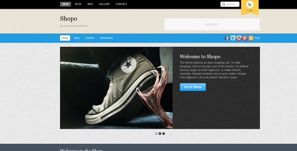 wpid wordpresstheme 29 50 Top WordPress Themes Released in 2012