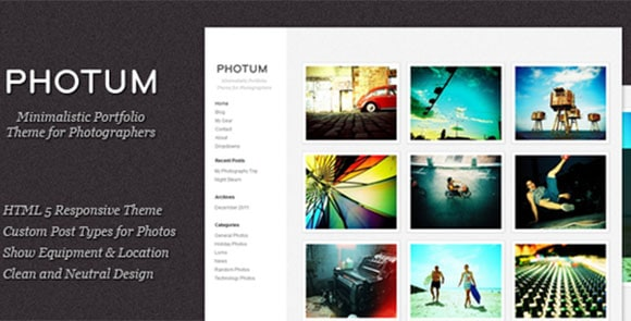 wpid wordpresstheme 42 50 Top WordPress Themes Released in 2012