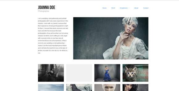 wpid wordpresstheme 48 50 Top WordPress Themes Released in 2012