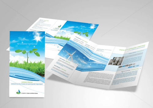 Business Brochures Advantages of Business Brochures