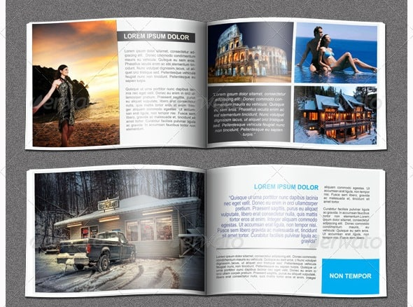 tb2 Showcase of Premium Travel Brochure templates