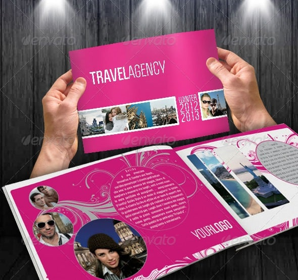 tb4 Showcase of Premium Travel Brochure templates