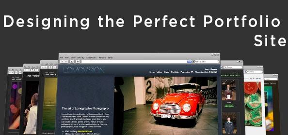 Perfect Portfolio Site