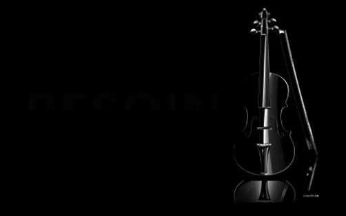 Black-Violin-black-hd-wallpaper