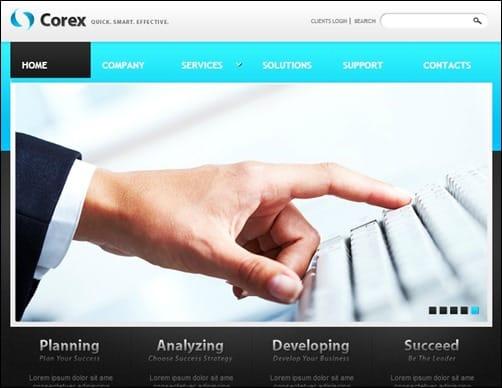 Corex-drupal-7-themes