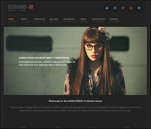 Designmd-01-drupal-7-themes
