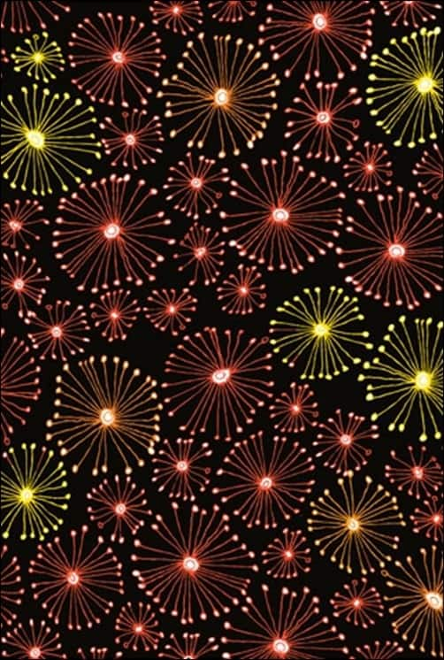 Fireworks-Pattern iphone wallpapers
