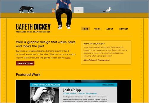 Gareth-Dickey-personal-blog