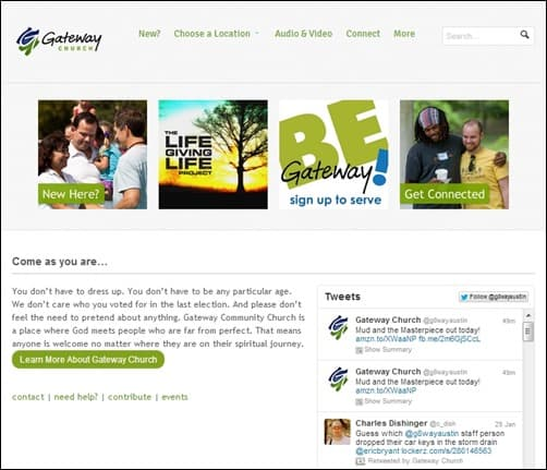 Gateway-Church-church-websites