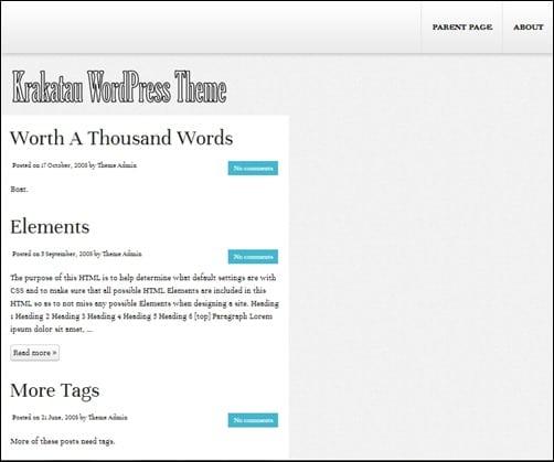 Krakatau-simple-wordpress-themes