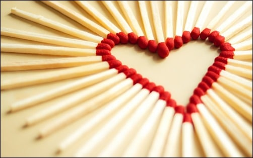 Love-Matchsticks-valentine-wallpaper