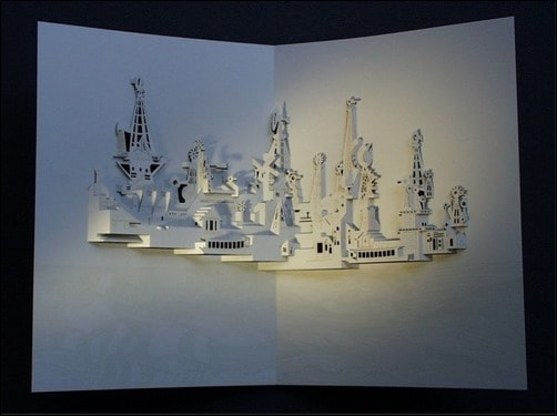 Picturesque-Windmills-paper-art