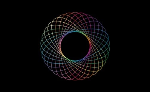 Rainbow-Spirograph-minimal-wallpapers