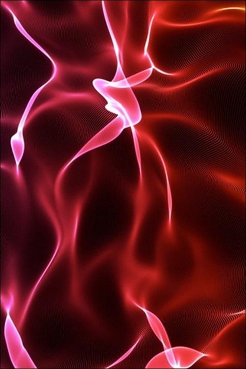 Red-Smoke-iPhone-Wallpaper