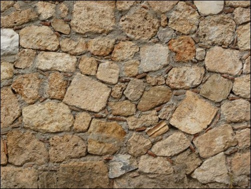 Round-Light-Brown-Stone-stone-texture
