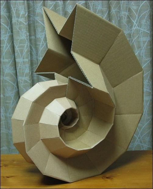 Star-Nautilus-paper-craft