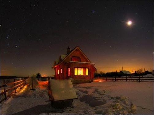Starry-Winter-Night-winter-desktop-wallpaper