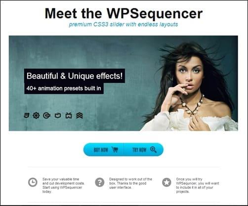 WPSequencer-wordpress-slider-plugin
