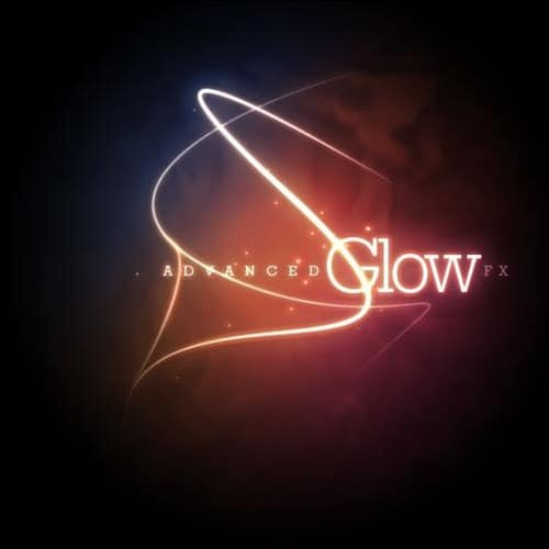 advanced-glow-effects cool background