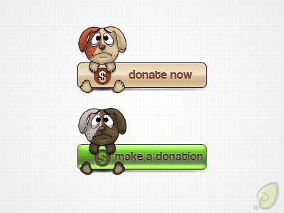 Free Donate Buttons
