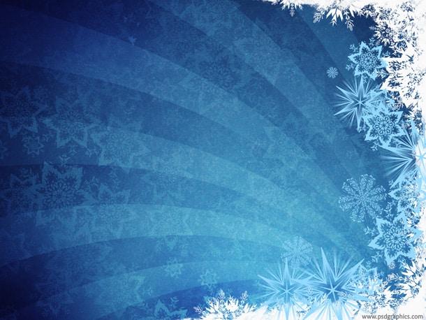 grungy winter design