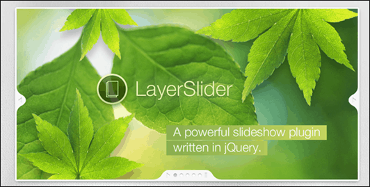 WordPress Gallery Plugins Layerslide