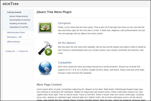 nice-tree-jQuery-plugin