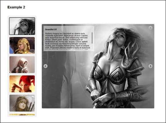 WordPress Gallery Plugins thumbnail-gallery