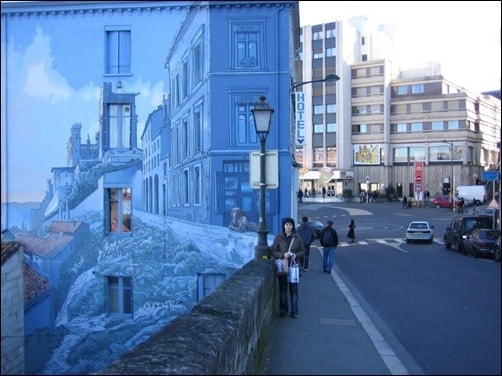 wall-painting