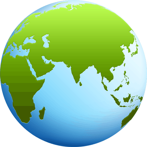 Green Globe Icon Png   www.pixshark.com - Images Galleries ...