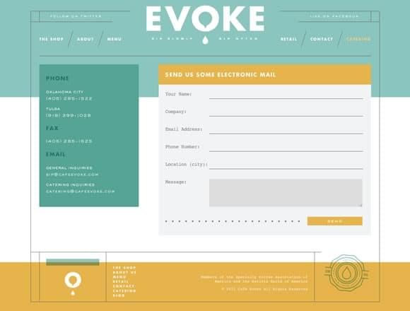 Cafe Evoke