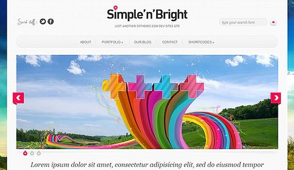 simplebright-wordpress-theme