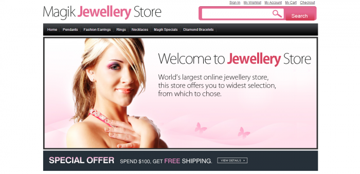 Magik-Jewellery-Store