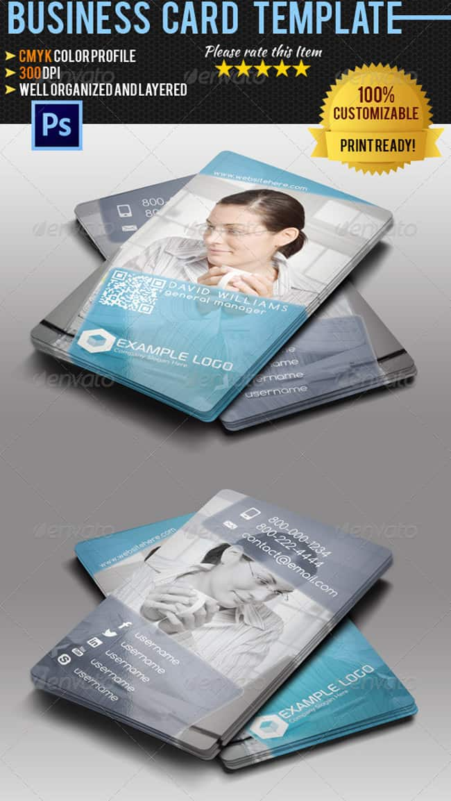 Multipurpose Business Card Vol.4