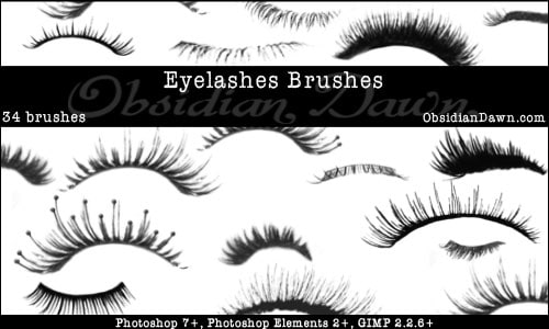 Eyelashes_Photoshop_Brushes_by_redheadstock