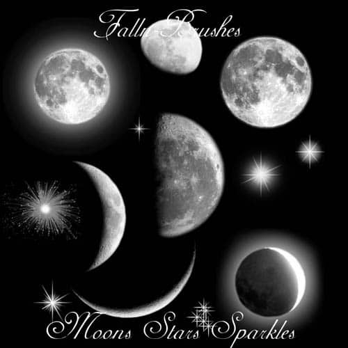Moons_Stars_Sparkles_Brushes_by_Falln_Brushes