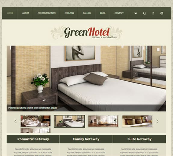 Green-Hotel-Classic-and-Minimalist-HTML-Template